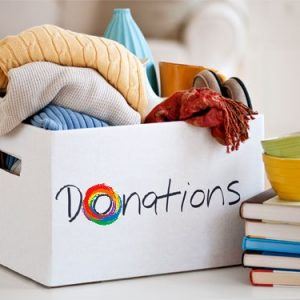 Goods Donations